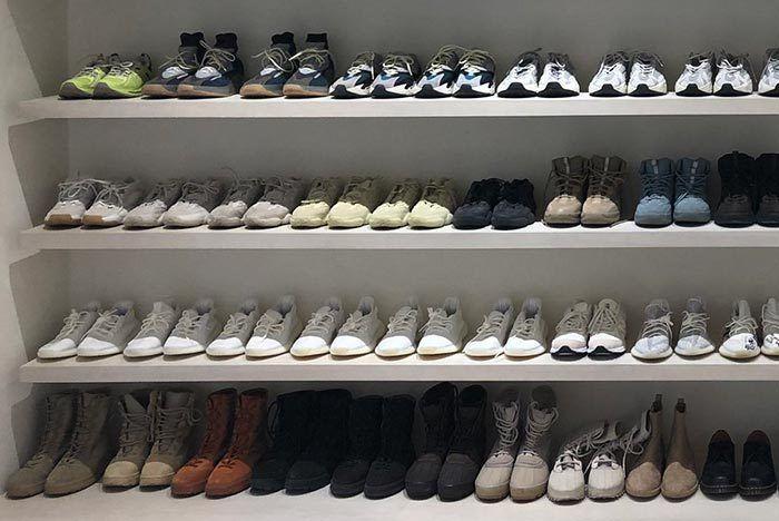 Kanye West Nike Off White Presto 1