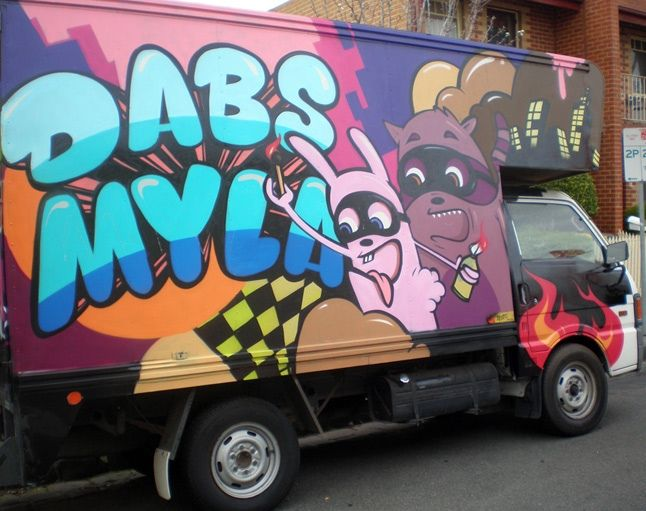 Dabs And Myla Interview 2