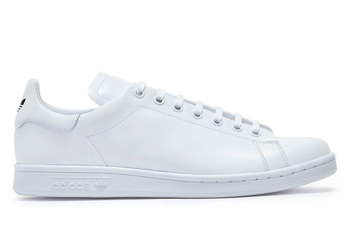 Dover Street Market Dsm Adidas Stan Smith White Lateral