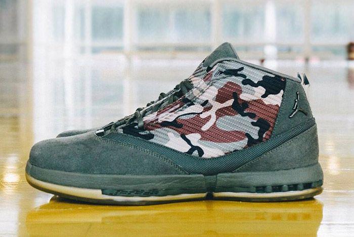Air Jordan Veterans Day Pack Camo 8
