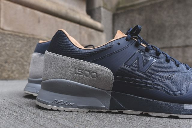 New Balance Md1500 Navy Grey 4