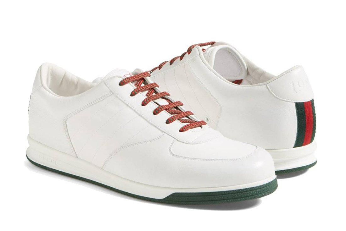 Material Matters Fashion Gucci Tennis