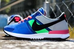 Nike Air Pegasus 8330 Royal Blue Poison Green Thumb