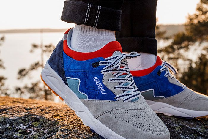 Karhu Land Of The Midnight Sun Aria Detail