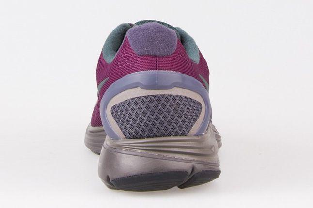 Nike Gyakusou Lunarglide4 Sangria Heel Detail 1