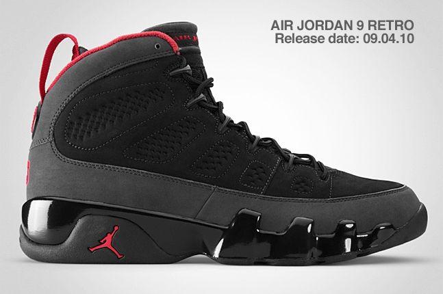 Air Jordan Ix 2