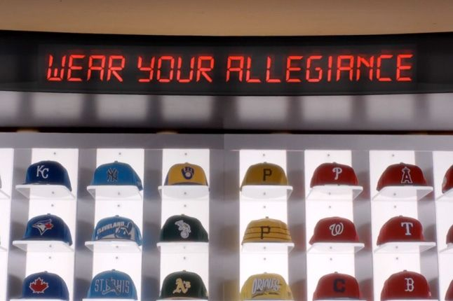 New Era Commercial Wall Of Allegiance 6
