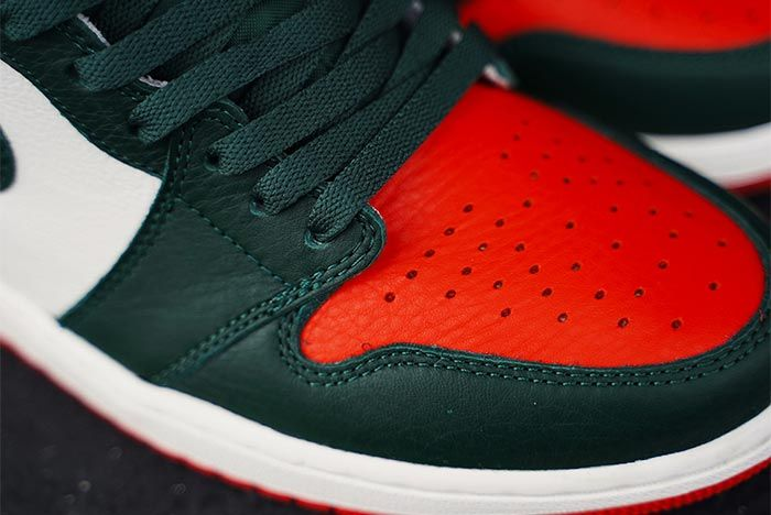 Solefly Nike Air Jordan 1 Miami Art Basil 7