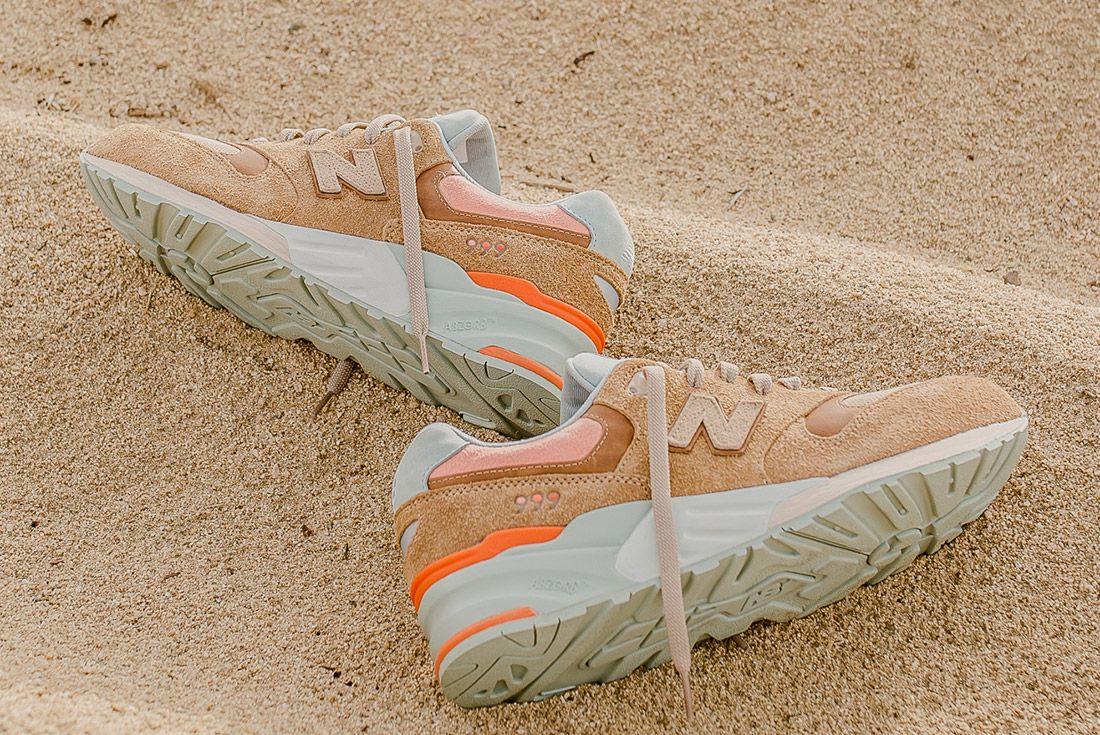 Packer Shoes New Balance 999 Tan 2