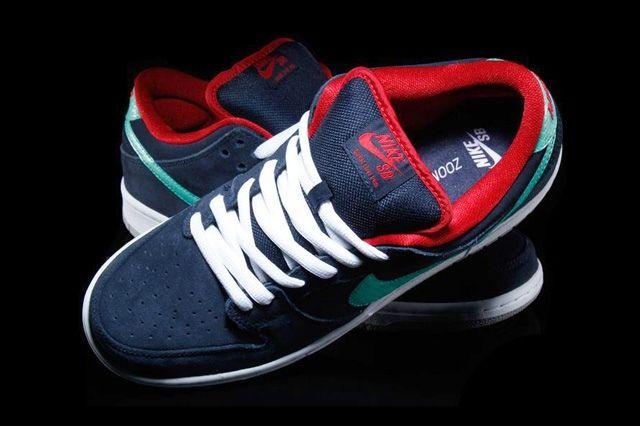 Nike Sb Dunk Low Crystal Mint 2
