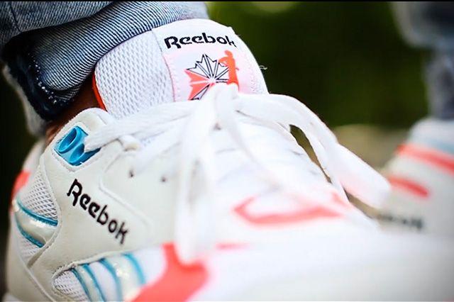 Sf Germany Reebok Running Classics Video