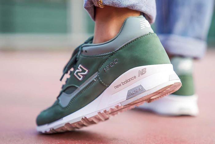 New Balance 1500 Womens Poison Ivy 2