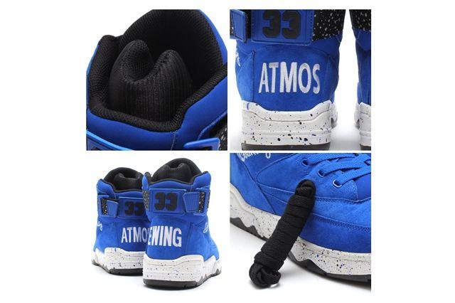 Atmos Ewing Athletics 33 Hi Atmos Blue 5