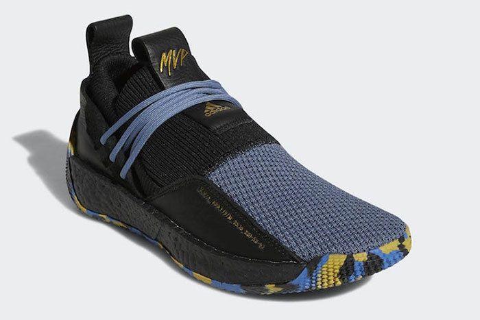 Adidas Harden Vol 2 Mvp 7