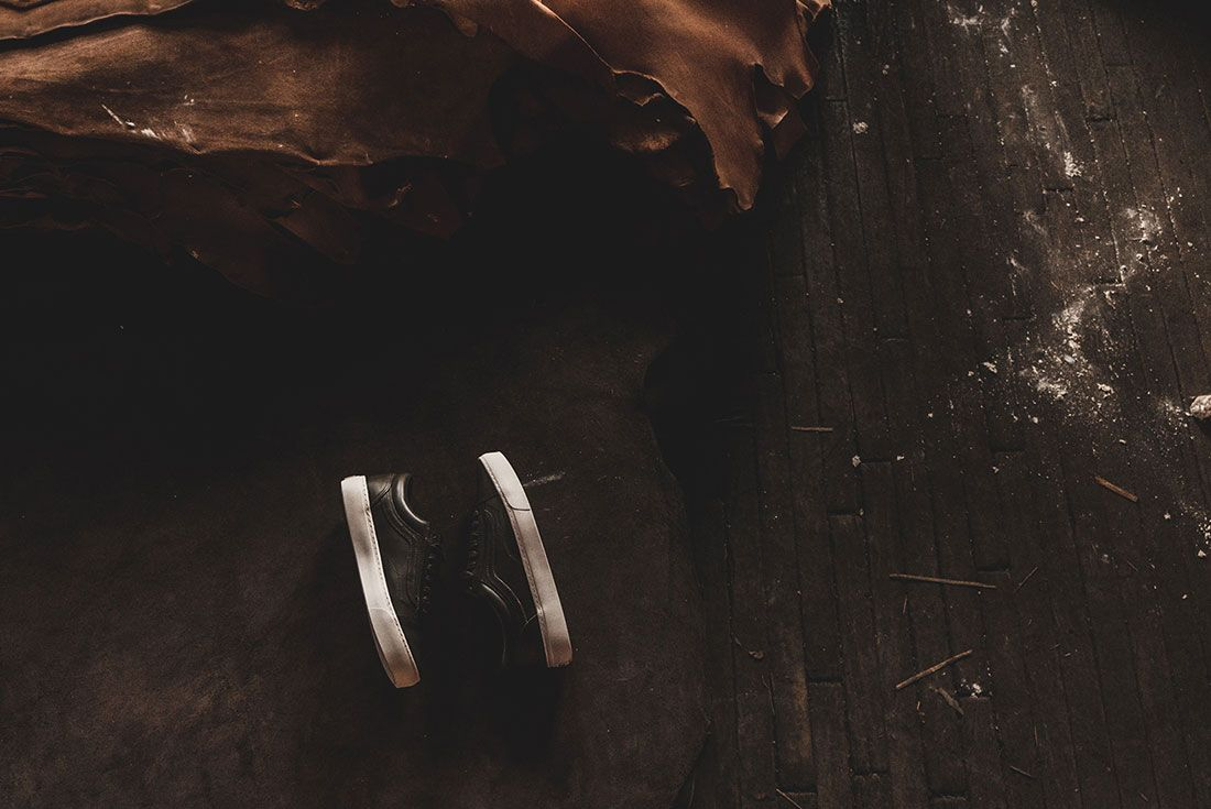 Horween Leather X Vans Vault Collection 6