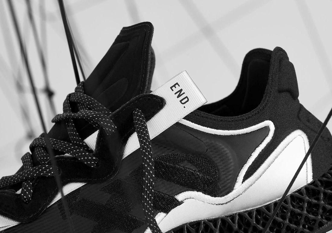 END. x adidas EVO 4D