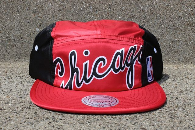 Mitchell Ness Nba Cap Collection 18