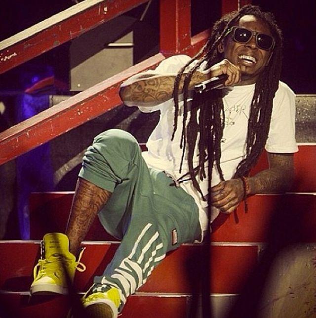 Lil Wayne Sneaker Style Profile 21