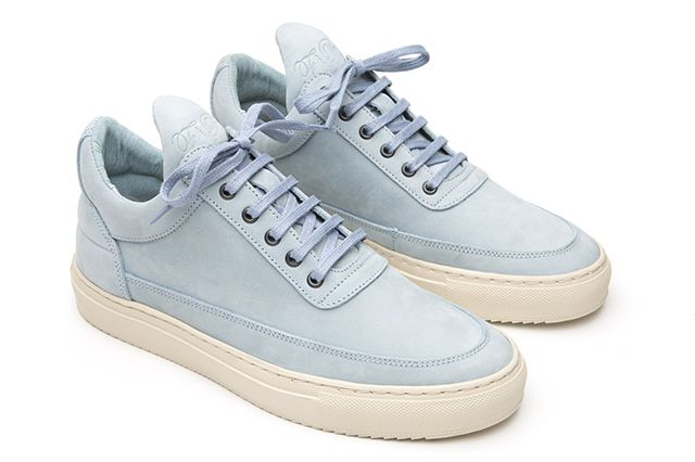 Filling Pieces Low Top Rainbow Collection 4