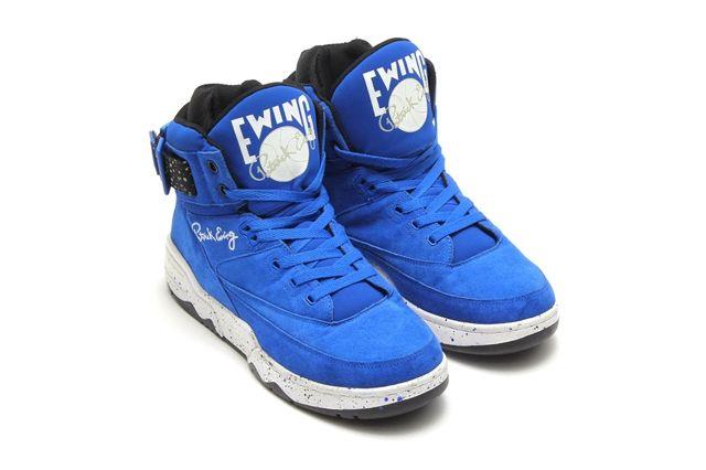 Atmos Ewing Athletics 33 Hi Atmos Blue 4