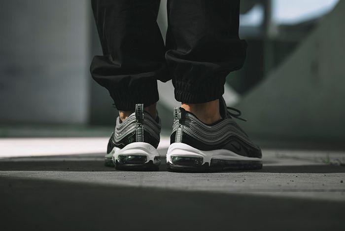 Nike Am97 Black Patent 2