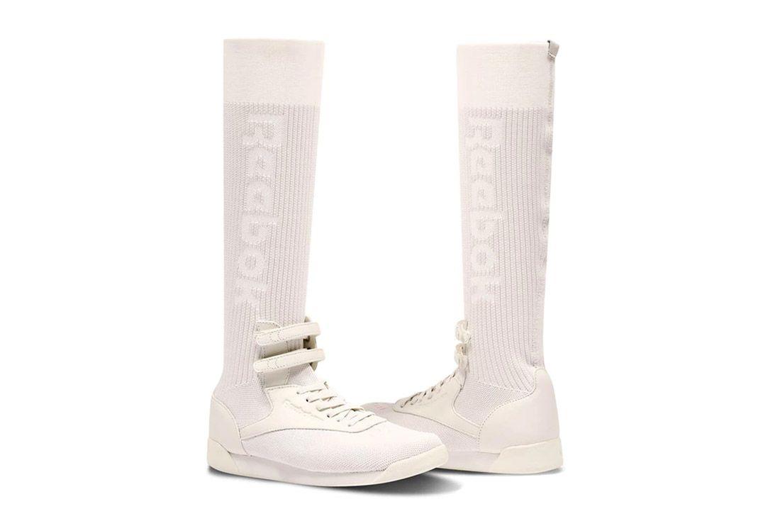 5 Reebok Freestyle Hi Ultraknit Sneaker Freaker