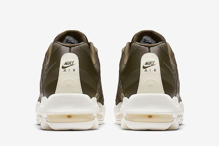 Nike Air Max 95 Ultra Essential Cargo Khaki 2
