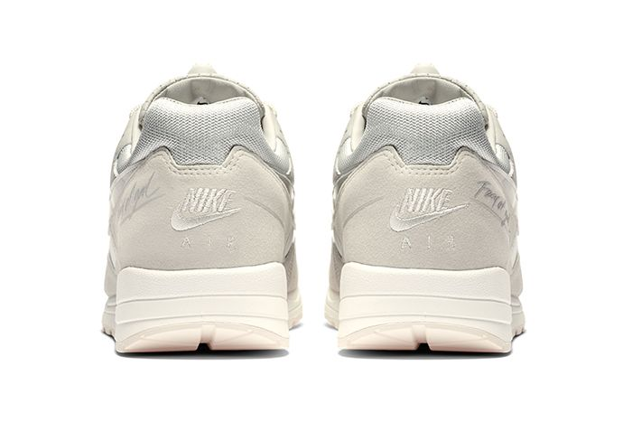 Fear Of God Nike Air Skylon Ii Light Bone Clear Reflect Silver Sail Bq2752 003 Release Date Heel