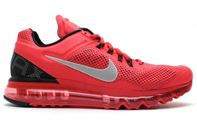Nike Air Max 2013 Red Side Profile 1