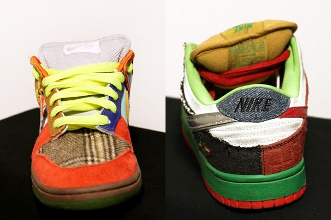 Franalations Nike Sb What The Dunk 6 1