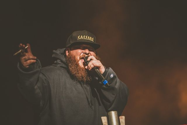 Eminem The Rapture Action Bronson Melbourne 28
