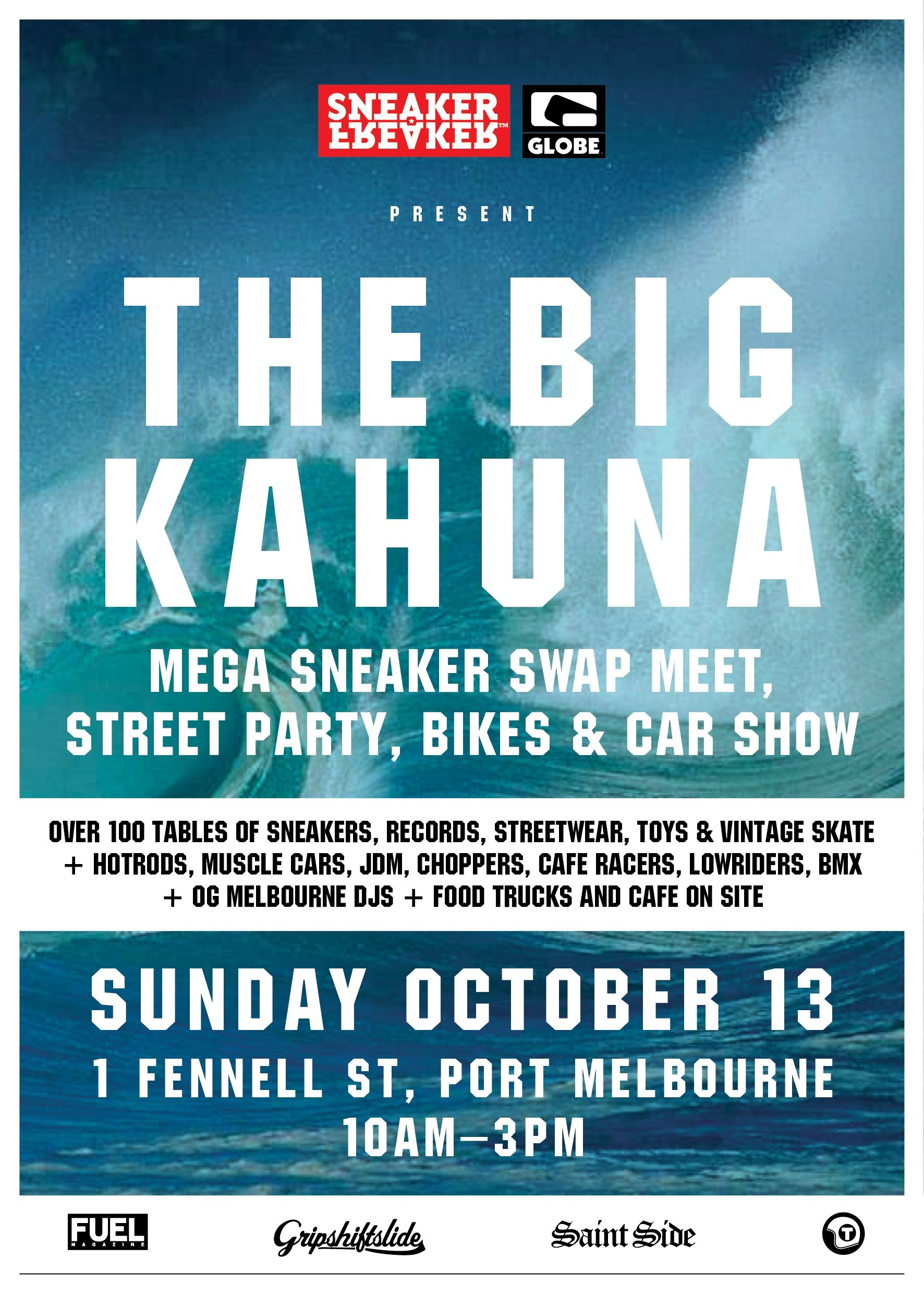 The Big Kahuna Oct 13