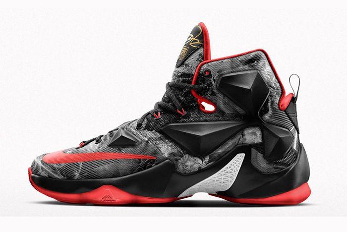 Nike Lebron 13 25K 21
