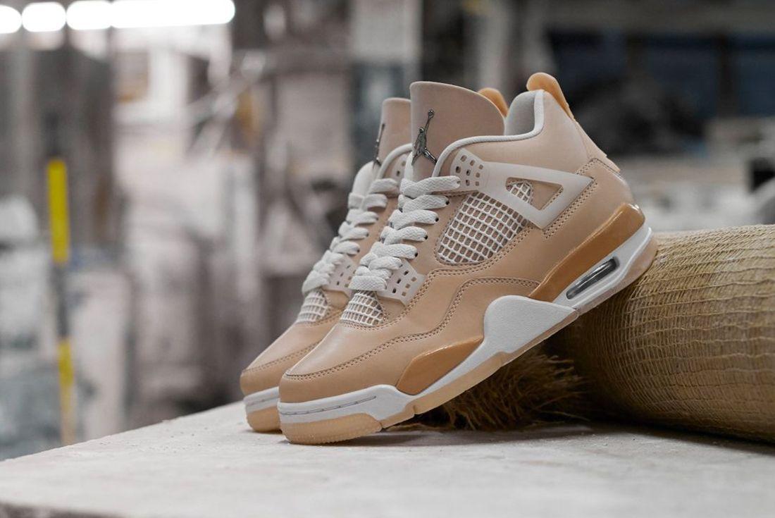 Where to Buy the Air Jordan 4 'Shimmer' - Sneaker Freaker