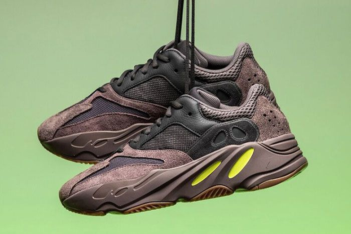 Adidas Yeezy Boost 700 Mauve 1 Sneaker Freaker