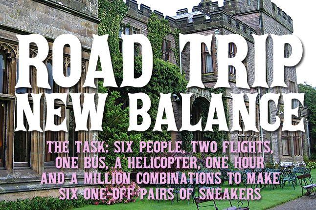 New Balance Road Trip 1