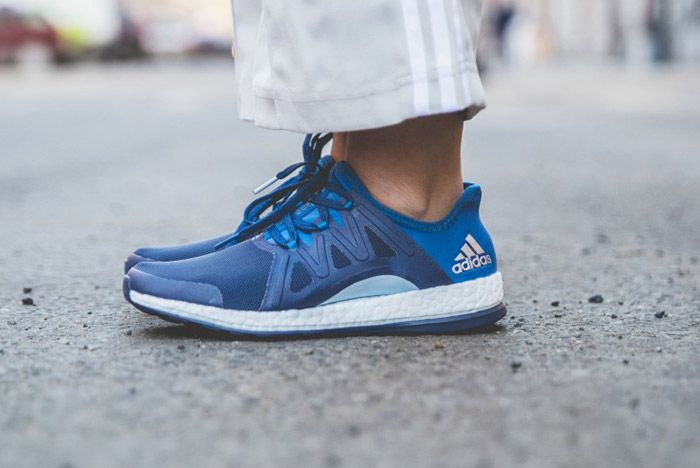 Adidas Pure Boost Womens Xpose Blue 5