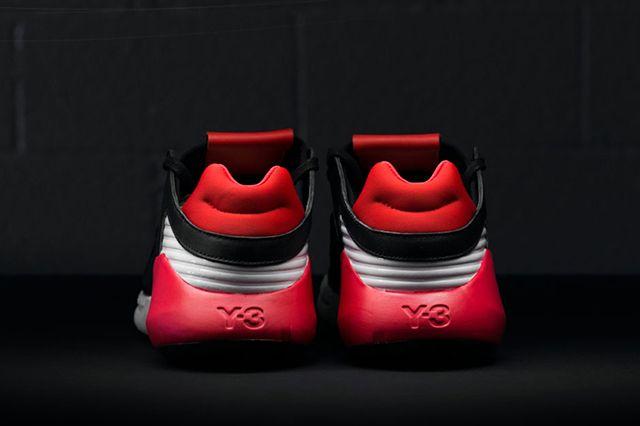 Adidas Y 3 Qr Boost Blackred3