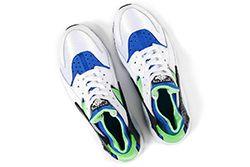 Nike Air Huarache Og Scream Green 2014 Retro