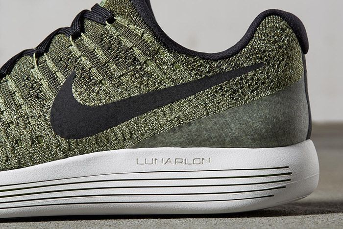 Nike Lunarepic Flyknit 2 Green 2