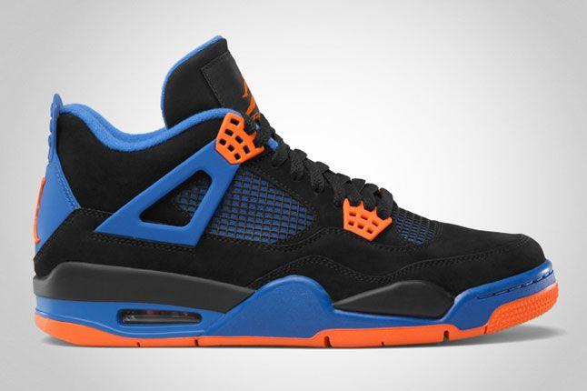 Knicks Air Jordan 4 (New Pics