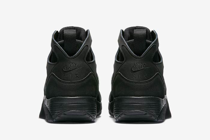 Nike Air Trainer Huarache Black Out8