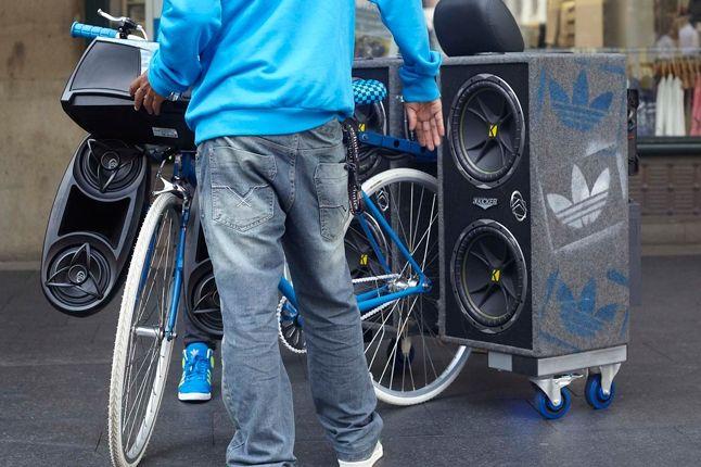 Adidas Adelaide Cycle 1 1