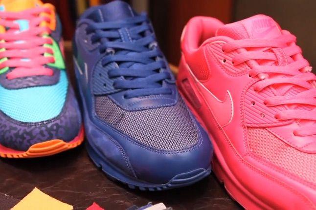 Nike Id Air Max 90 4 1