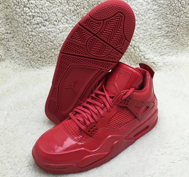 Air Jordan 4 Lab 11 Red 2