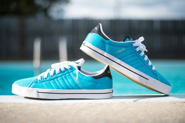 Adidas Mark Gonzalez Adicourt As Aqua 4
