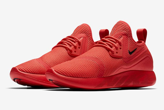 Nike Lunarcharge Breathe Red 5