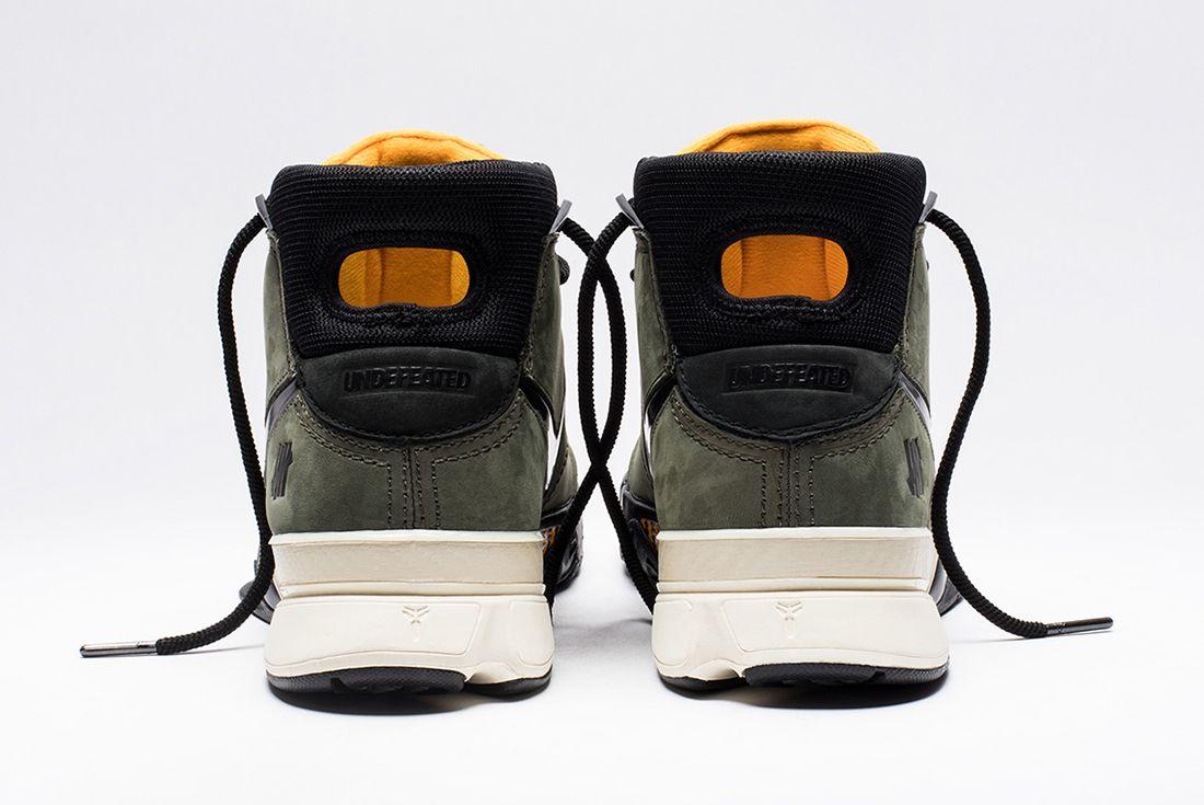 Undefeated X Nike Kobe Proto 3