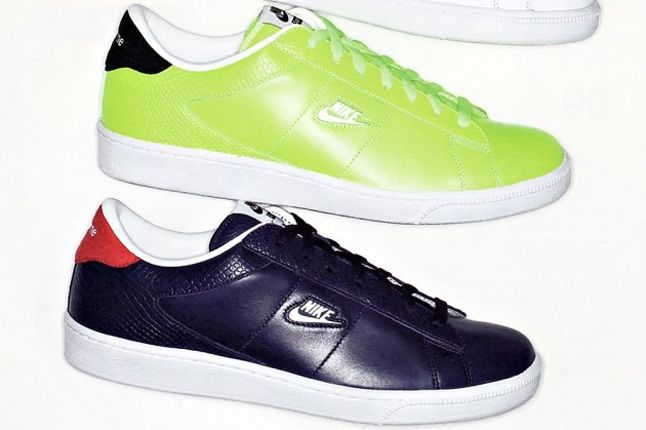 Supreme Nike Sb Tennis Classic Profile Green Navy 1