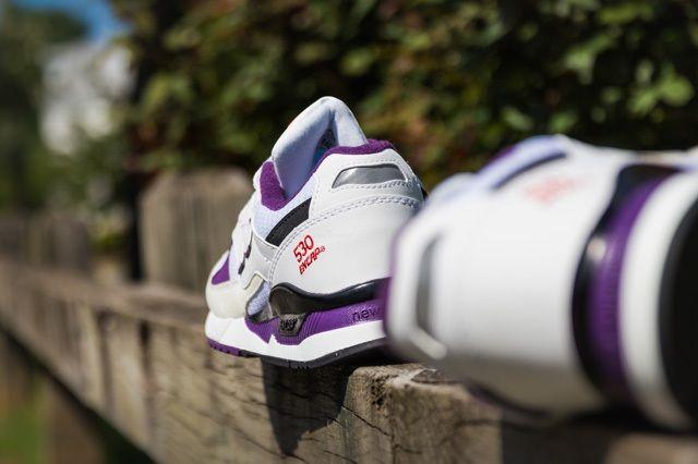 New Balance 530 Og White Purple 2